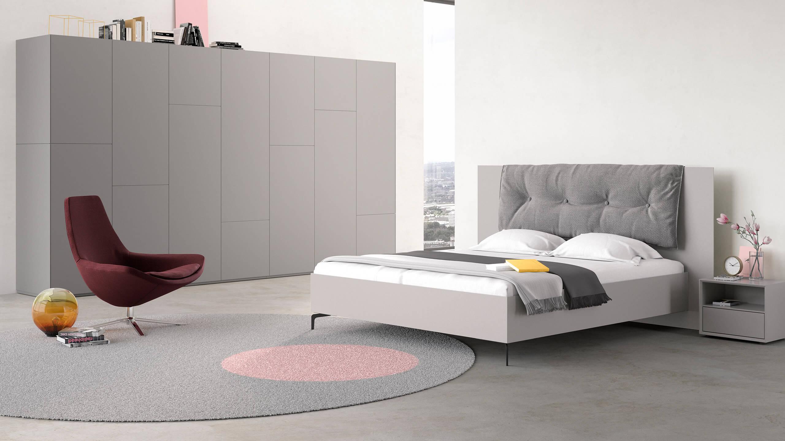 Schlafzimmer Gestaltung Grau Caseconrad Com